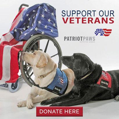 Patriot Paws