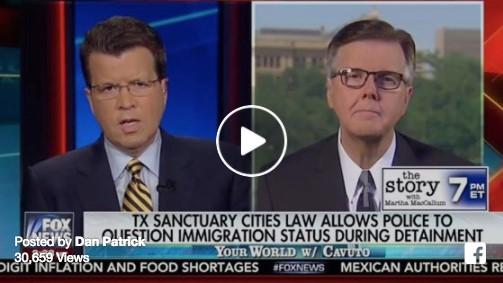 Fox Sanctuary Cities
